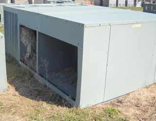 150DK 12 5 Ton Rooftop Air Conditioner Unit R22 3 Phase 19019