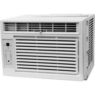 Heat Controller 6K BTU Window AC E Star Air Conditioner