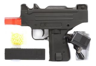 Pistol Semi/Full Auto Electric AEG Airsoft UZI Gun WFD93   220 FPS