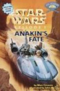 Star Wars Episode I Anakins Fate Jedi Readers Step 4 0375800298
