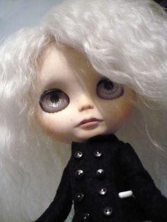 Oh Aimee OOAK Custom Blythe Doll by María Chocarro