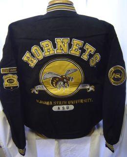 Alabama State University Hornets Jacket NCAA ASU