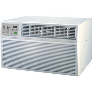 Soleus 10,000 BTU 24 Through Wall Air Conditioner w/ Heater