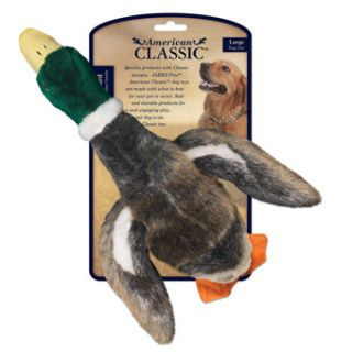 Jakks Pacific American Classic Mallard Duck Dog Toy