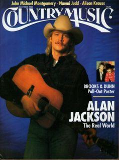 Alan Jackson John Michael Montgomery 94 Country Music C