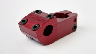 Fit Bike Co Mike Aitken S4 Red Stem BMX s M Neck Maroon 53 Shadow Cult