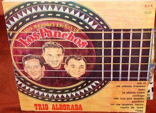 Trio Alborada Los Mejores Exitos de Los Panchos LP