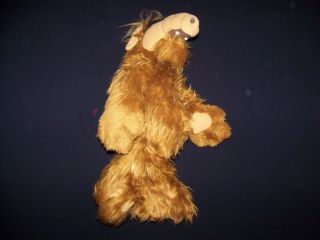 ALF 19 Vintage 1986 Plush Alien Productions Doll Toy