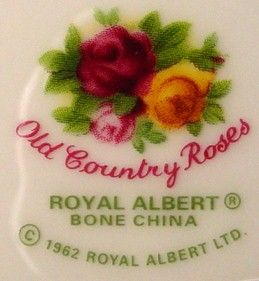 Royal Albert China Old Country Roses Montrose Dinner Plate