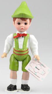 McDonalds Madame Alexander Doll 6 Hansel Figure Doll