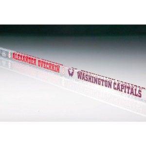 Alexander Ovechkin Washington Capitals Signed Capitals Acrylic Hockey