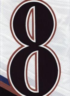 FLAW on Alexander Ovechkin Size XXL Washington Capitals CCM 550 Jersey