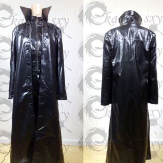 Resident Evil 5 Albert Wesker Cosplay Halloween Costume Made to Orders