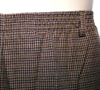 Alfred Dunner Brown Dress Pants Slacks Sz 16 M $40