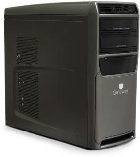 Gateway GT 5468 Desktop Computer with MS Office 2007
