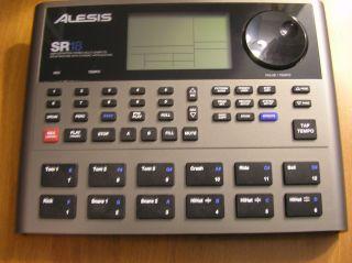 Alesis SR18 Multi Sampled Drum Machine