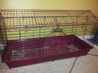 All Living Things Rabbit Guinea Pig Ferret Rat Cage