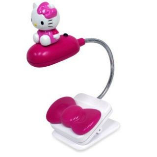 Hello Kitty Clip on LED Booklight 18809 HK