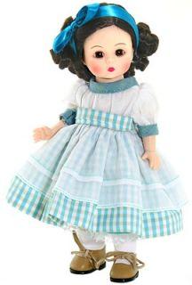 Set of 4 Madame Alexander Little Women Dolls Amy Jo Meg Beth Brand New