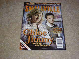 Smallville Official Magazine 21 Allison Mack 2007