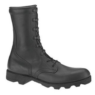 MENS ALTAMA BLACK 10 COMBAT VULCANIZED BOOTS (army military tactical