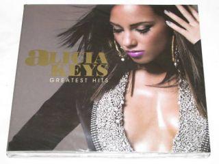 Alicia Keys Greatest Hits 2 CDs Digipack 2010