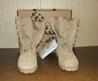 ALTAMA Hot Weather Military Boots 11n Desert Tan