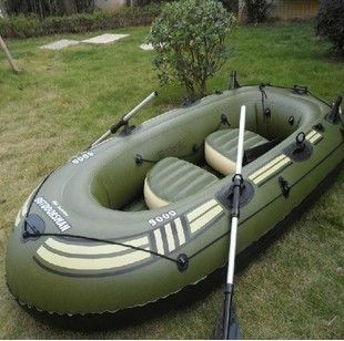 Boats Fish Raft Water Sports Tender Dinghy Aluminum Oars