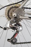 New 1995 Mongoose Alta Mountain Bike 18 5 Nickel Bicycle Shimano