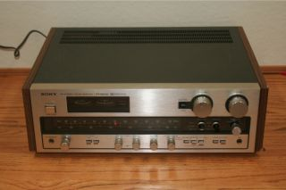 Sony Str 5800SD Vintage Stereo Am FM Receiver