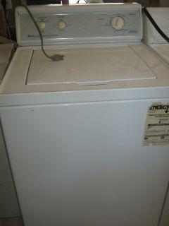 Used Working Washing Machine Amana Super Capacity 2 Speed 7 Cycles