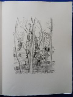 DUFY Raoul  Aphorismes   20 ORIGINAL ETCHINGS   LIMITED 200copies