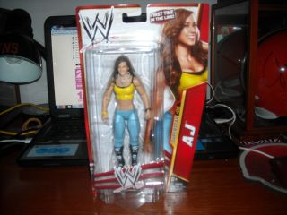 AJ WWE Figure Series 24 First Time In Line Figure   Limited to Only 1