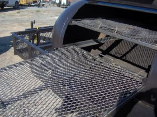 Rib Box BBQ Pit Wood Smoker Trailer Grill Gas Str Mags