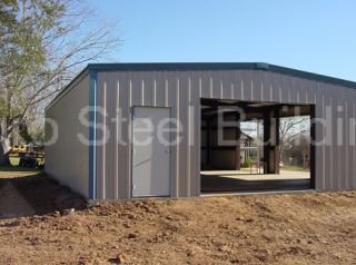 Duro Steel 30x40x11 Metal Building Structure Residential Home Workshop