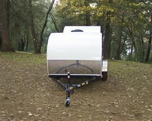 model used 2011 2011 american teardrop eagle 5x10 full size camping