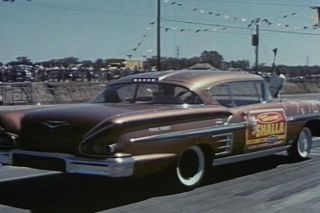 50s Race Cars Hot Rods Hotrods Street Racing Films DVD