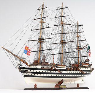 Amerigo Vespucci Model Tall Sailing SHIP 36 Sailboat