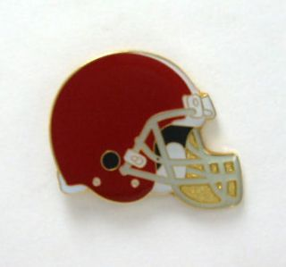 Aminco Alabama Crimson Tide Gold Tone Helmet Pin