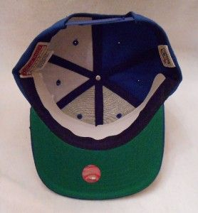 New American Needle MLB Los Angeles Dodgers Blindside Snapback Flat