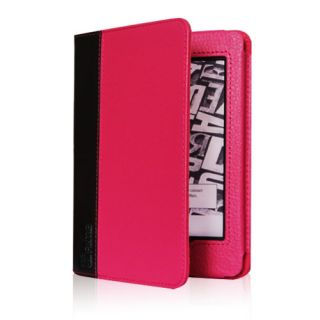 New Kindle Paperwhite Slim Fit PU Leather Case Cover with Stand Wake