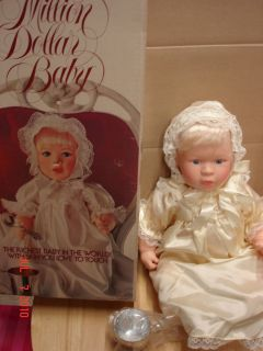 Million Dollar Baby Amy Carter Jimmy Carters Daughter in Box by Mego