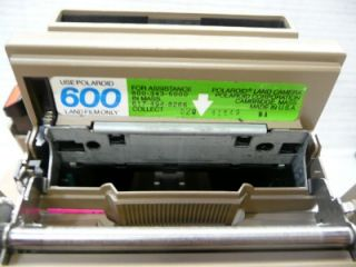 amigo 620 polaroid land camera vintage instant film