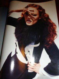 Chabanenko Yasmina Muratovich Amber Heard Guess Ad Megyn Kelly