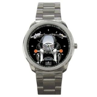 Suzuki Intruder M1800R Motorcycle Front Face Sport Metal Watch