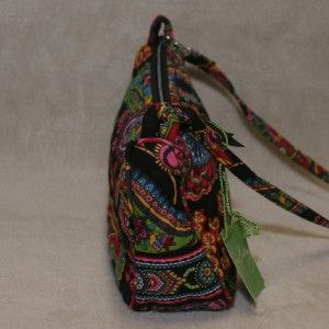 Vera Bradley Amy Purse Bag Symphony in Hue New Retired