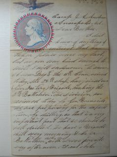 THE LETTERS OF CIVIL WAR SOLDIER ANDREW J. REMSHARD TOTAL 50