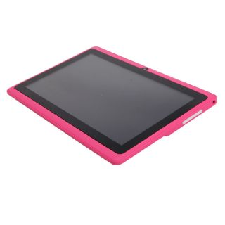 Pink Girls Tablet PC Android 4 Netbook Notebook Mini Laptop WiFi
