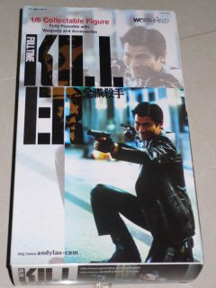 Hot Movie Full Time Killer Andy Lau 12 Figure Toys