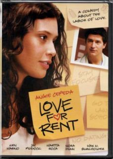 Love for Rent DVD Angie Cepeda New 026359330025